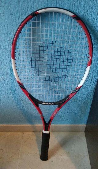 raqueta para tennis artengo