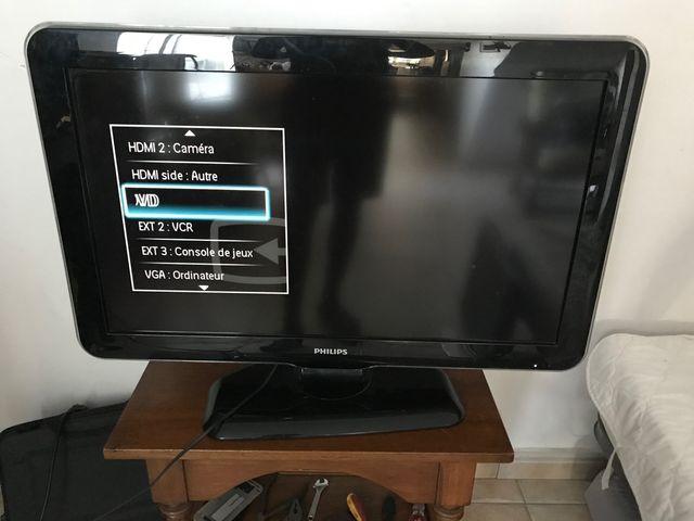 Televisión con tdt incorporado