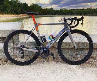 Bicicleta Carretera Derosa Protos