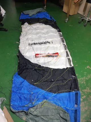 cometa de traccion radsails kite pro 5mtrs