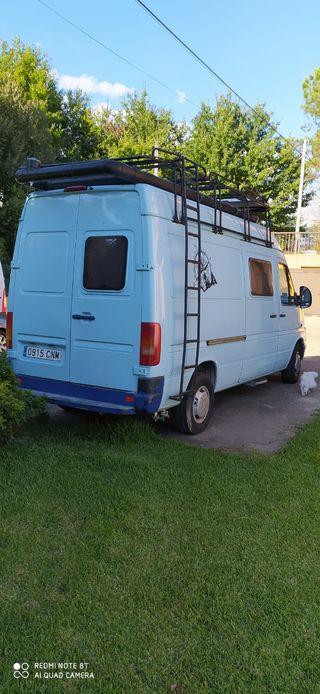 Volkswagen LT35 2004 camper