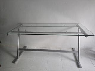 mesa escritorio despacho 150x70x74cm altura