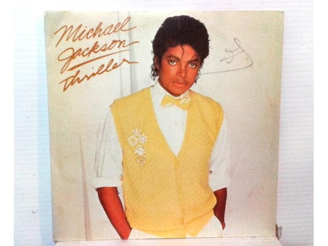 MICHAEL JACKSON - THRILLER / THINGS I DO FOR YOU