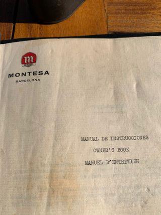 Libro mantenimiento Cota 247 segunda serie