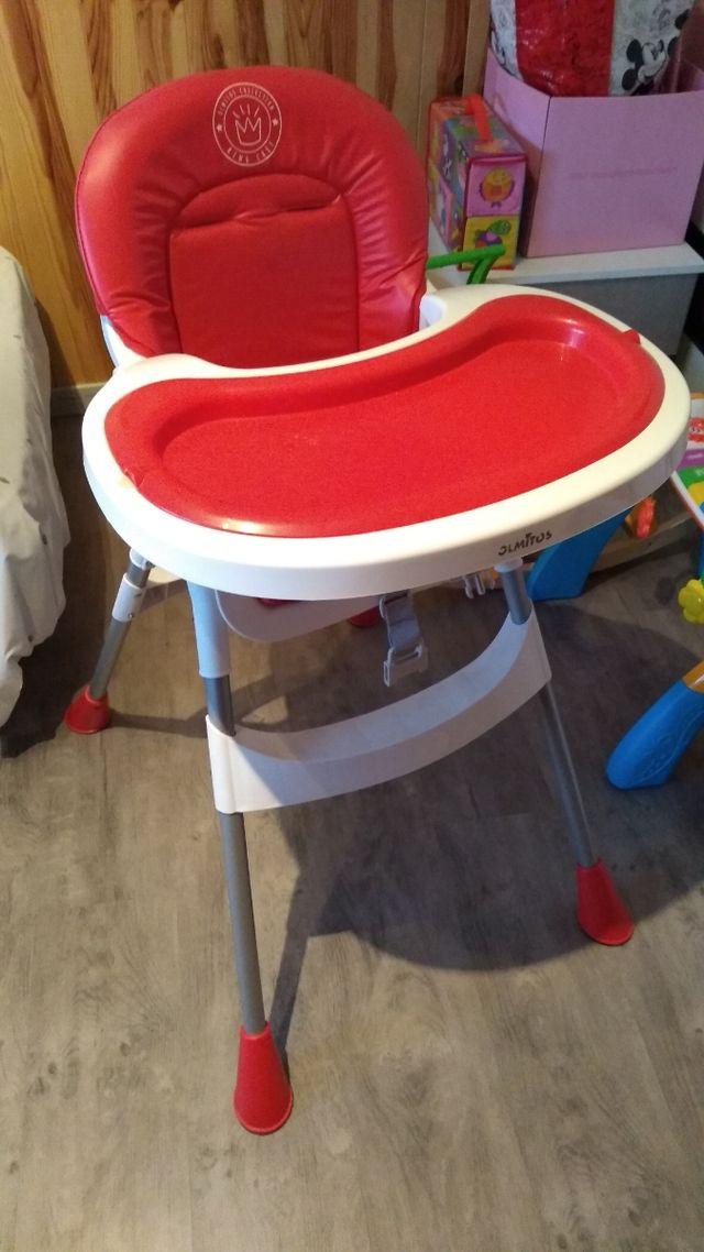 Trona silla bebé Olmitos