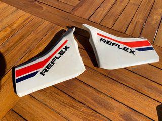 Tapas laterales Honda TLR reflex.