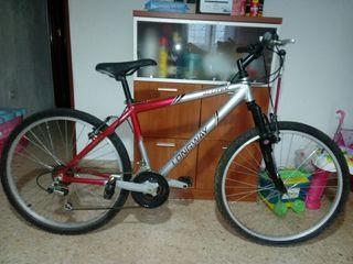 bicicleta LONGWAY ALUTEX