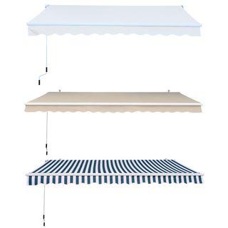 Toldo Manual Plegable Terraza 2.95x2.5m