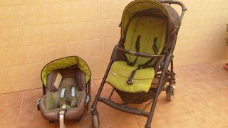 Carro bebé confort streety