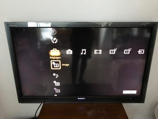 Televisión plasma en buen estado