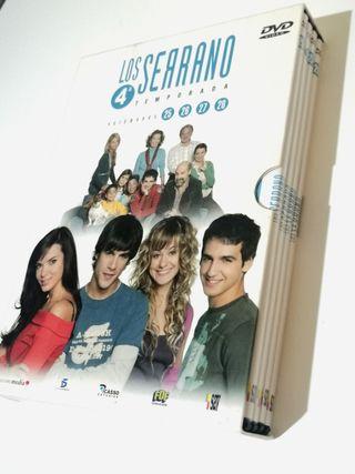 Dvd's Los serrano