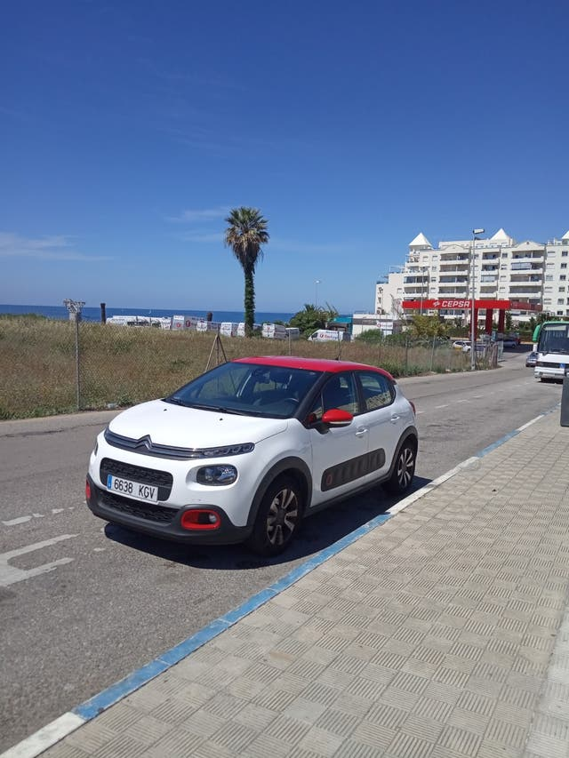 Citroen C3 2018 De Segunda Mano Por 10 100  U20ac En Marbella En Wallapop