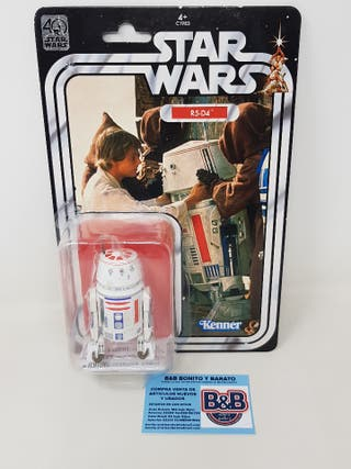 FIGURA STAR WARS R5-D4