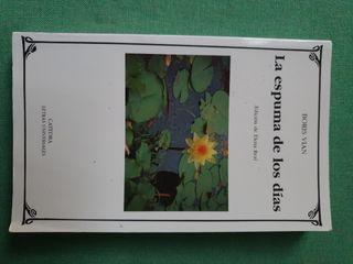 Libro: La espuma de los días