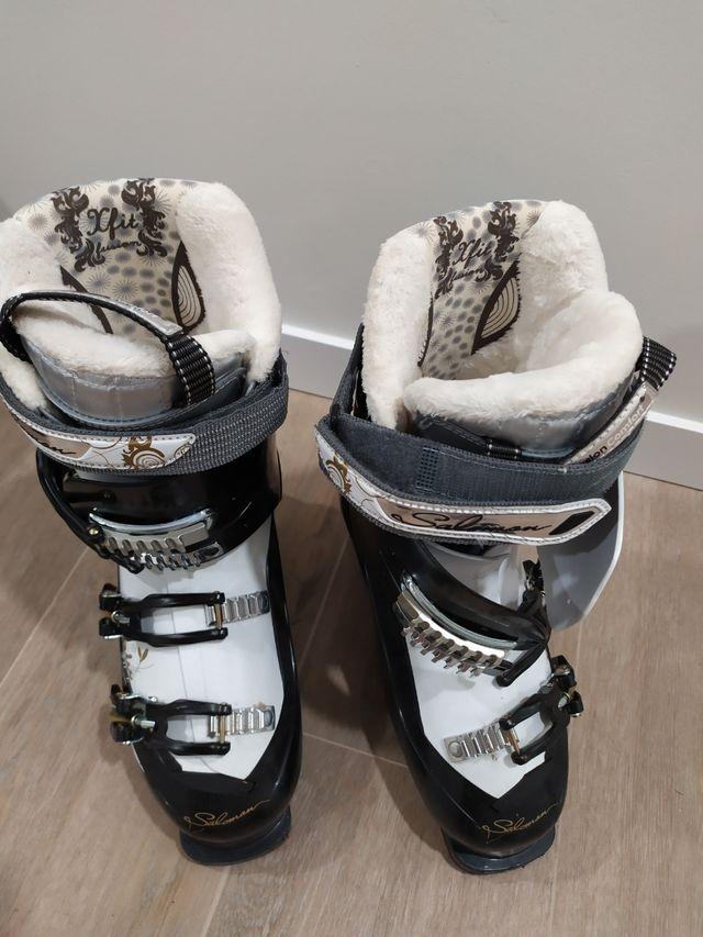 Botas de esquí SALOMÓN mujer