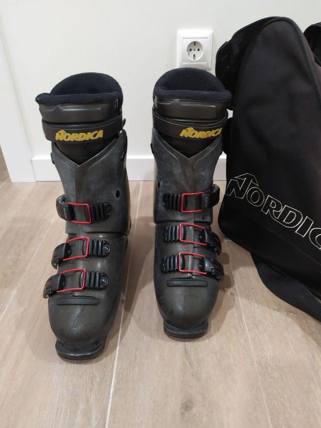 Botas de esquí NORDICA hombre