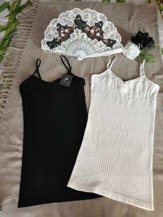 Vestidos lenceros 40-42