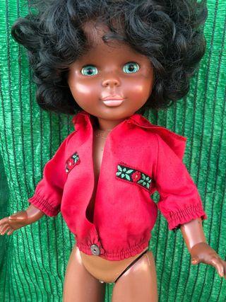 Chaqueta conjunto muñeca nancy de famosa