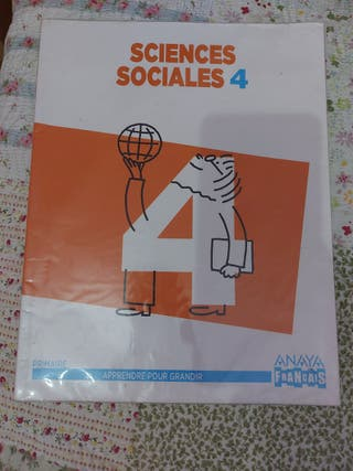 libro de sociales 4 primaria