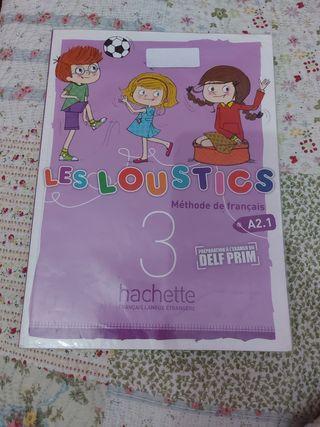 libro francés les loustics 3
