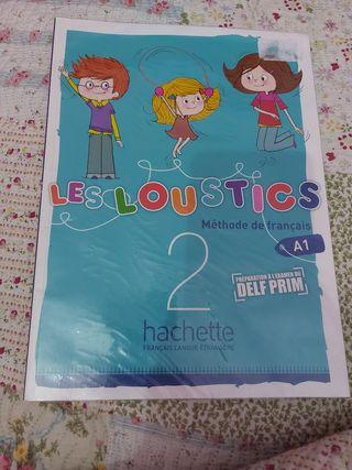 libro francés les loustics 2
