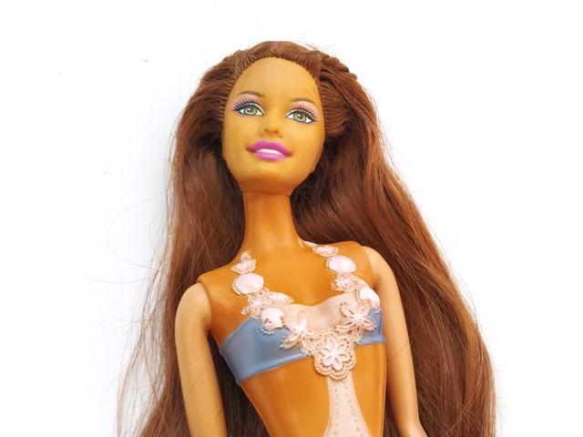 Barbie sirena mermaid