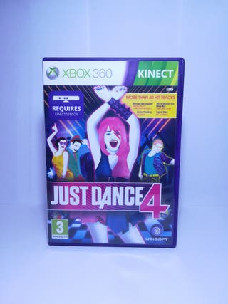 Xbox 360 - Kinect Just Dance 4