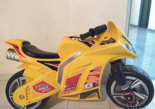 Moto correpasillos winner injusa 194