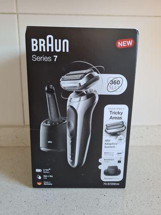 Afeitadora Braun Series 7