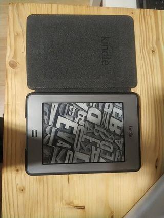 Libro electrónico Kindle touch