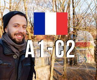 Clases Particulares de Francés con profesor nativo