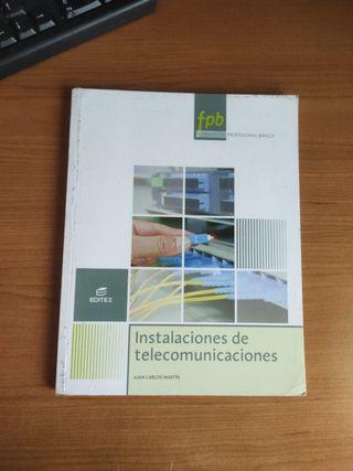 libro instalaciones de telecomunicaciones