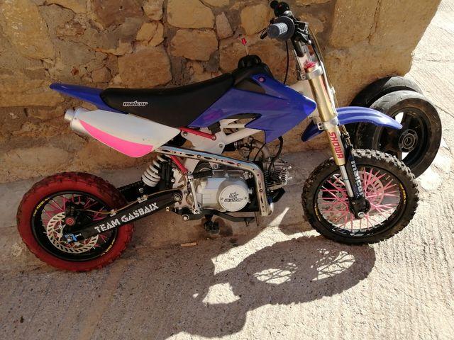 pit bike malcor 125