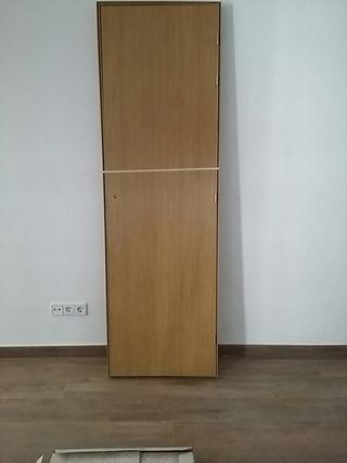 puerta de interior maciza nueva