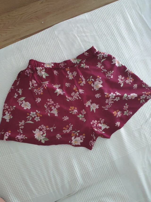 falda pantalón Stradivarius