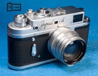 Zorki 4 + Jupiter 8 50mm f:2