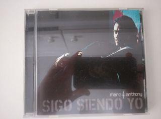 "Vendo cd ""Sigo Siendo Yo"" Marc Anthony"