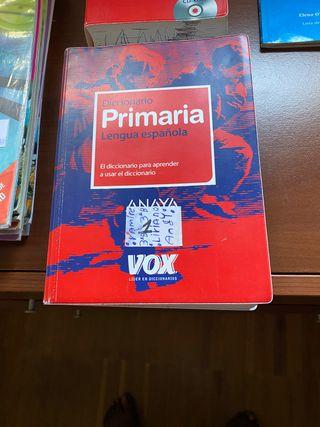Tercero primaria libros