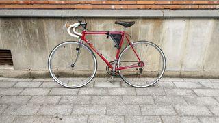 Bicicleta de carretera Corbetta clasica