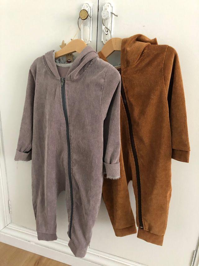 Pijamas de ciervo