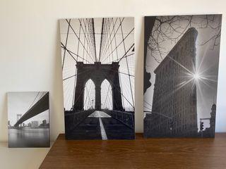 Fotos enmarcadas Nueva York