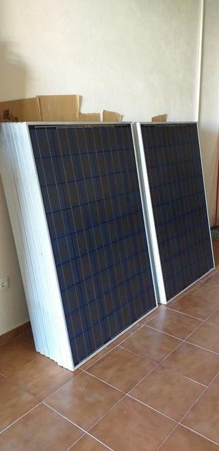 placas solar 200w