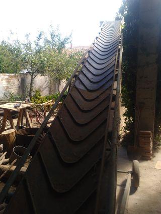 cinta agrícola para almacenaje