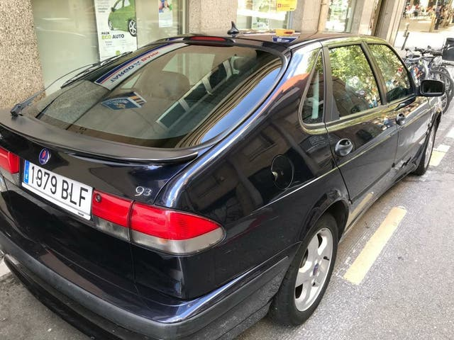 Saab 9-3 2001 118k IMPECABLE