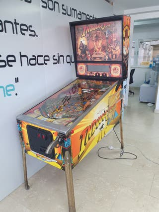 Pinball Indiana Jones Original