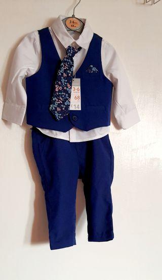 baby boy 3pc suit