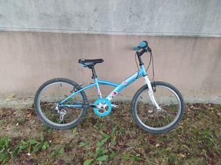 Bicicleta Decathlon para niñ@