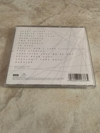 CDs Demi Lovato