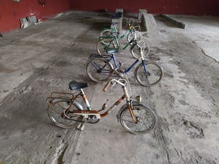 coleccion bicicletas gac..clásicas antiguas