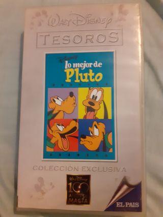 Lo Mejor De Pluto VHS El País